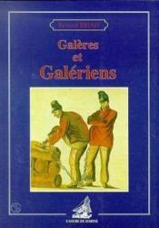 Galeres et galeriens - Couverture - Format classique