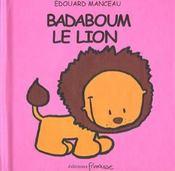Badaboum le lion - Intérieur - Format classique