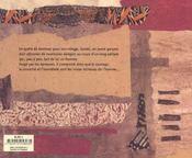 Les aventures de zando - 4ème de couverture - Format classique