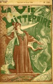 La Hache. La Vie Litteraire. - Couverture - Format classique