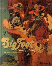 Big foot t.2 ; Molly Dolly - Intérieur - Format classique