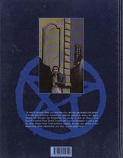 Les fées noires t.1; le diable vauvert - 4ème de couverture - Format classique