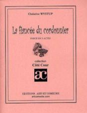 La fiancee du cordonnier - Couverture - Format classique