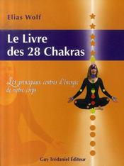 Le livre des 28 chakras - Intérieur - Format classique