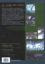 Le fléau des dieux t.4 ; vae victis - 4ème de couverture - Format classique