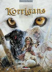 Korrigans t.2 ; guerriers des ténèbres - Intérieur - Format classique
