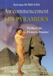 Au commencement les pyramides - Intérieur - Format classique