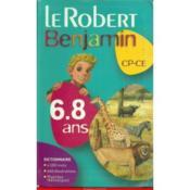 Le robert benjamin - Couverture - Format classique