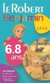 Le robert benjamin - Intérieur - Format classique