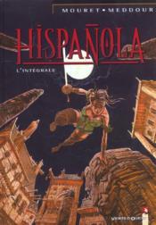 Hispañola ; intégrale - Couverture - Format classique