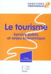 Le tourisme - service public et enjeu economique - Intérieur - Format classique