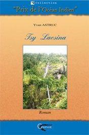 Tsy laosina - Couverture - Format classique