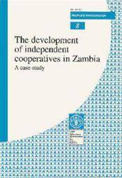 Development of independent cooperatives in zambia n.8 - Couverture - Format classique