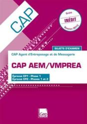Livre cap aem vmprea sujets d 39 examen preuve ep1 - Sujet examen cap cuisine ...