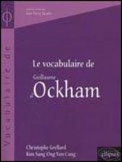 Guillaume D'Ockham - Intérieur - Format classique