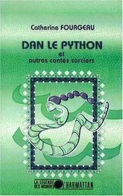 Dan le python et autres contes sorciers - Couverture - Format classique