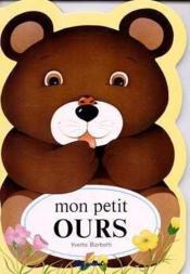 Mon petit ours - Couverture - Format classique