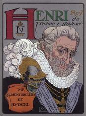 Henri IV ; roy de France et de Navarre - Intérieur - Format classique