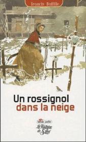 Un rossignol dans la neige - Couverture - Format classique