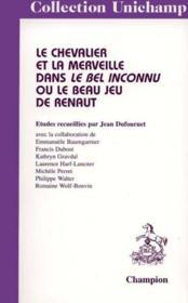 Chevalier Et La Merveille Dans Le Bel Inconnu - Couverture - Format classique