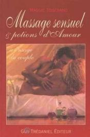 Massage Sensuel - Couverture - Format classique
