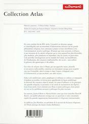 Atlas Des Religions Dans Le Monde - 4ème de couverture - Format classique