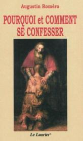 Pourquoi Et Comment Se Confesser 111 - Couverture - Format classique
