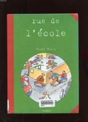 Rue De L'Ecole - Couverture - Format classique