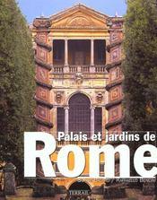 Palais et jardins de rome - Intérieur - Format classique