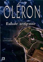 Oleron - Balade Aerienne - Couverture - Format classique