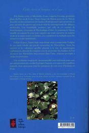 Le marais poitevin : une écohistoire du xvi à l'aube du xx siècle - 4ème de couverture - Format classique