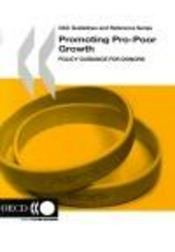 Guidelines et reference series promoting pro-poor growth : policy guidance for donors - Intérieur - Format classique