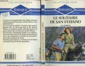 Le Solitaire De San Stefano - Hazardous Assignment - Couverture - Format classique