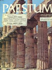 Paestum - Couverture - Format classique