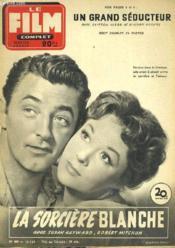 Film Complet N° 469 - La Sorciere Blanche - Couverture - Format classique