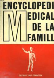 Encyclopedie Medicale De La Famille - Couverture - Format classique