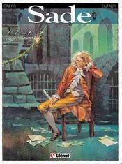 Grands écrivains t.1 ; Sade, l'aigle mademoiselle - Intérieur - Format classique