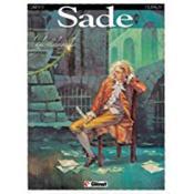 Grands écrivains t.1 ; Sade, l'aigle mademoiselle - Couverture - Format classique