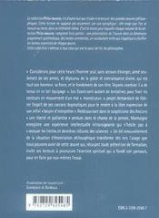 Essais De Michel Seigneur De Montaigne - 4ème de couverture - Format classique