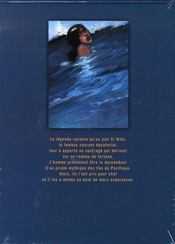El Nino ; Coffret T.1 A T.5 - 4ème de couverture - Format classique