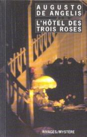 L'Hotel Des Trois Roses - Couverture - Format classique