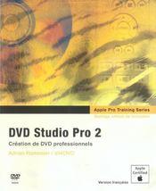 Apple pro training series : dvd studio pro 2 - Intérieur - Format classique