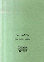 Le canal - Intérieur - Format classique