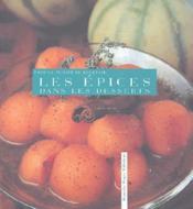 Epices Dans Les Desserts - Couverture - Format classique