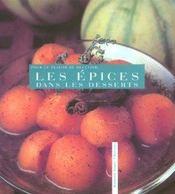 Epices Dans Les Desserts - Intérieur - Format classique