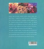 Epices Dans Les Desserts - 4ème de couverture - Format classique