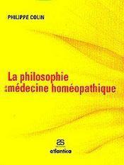 La philosophie de la médecine homéopathique - Intérieur - Format classique