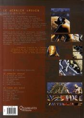 Le dernier troyen t.5 ; au-delà du styx - 4ème de couverture - Format classique