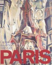 Paris Capitale Des Arts 1900-1968 - Intérieur - Format classique