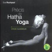 Precis De Hatha Yoga - Stade Classique - Intérieur - Format classique